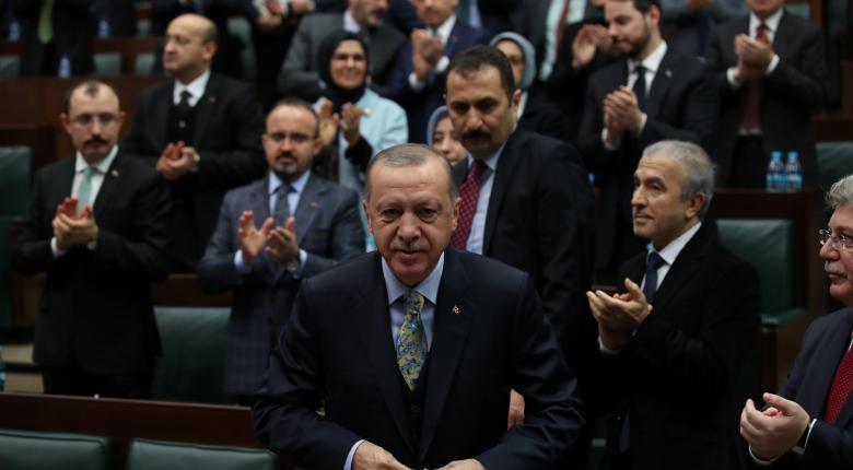 «Πράσινο φως» από το τουρκικό Κοινοβούλιο για στρατιωτικές επιχειρήσεις σε Συρία και Ιράκ - Κεντρική Εικόνα