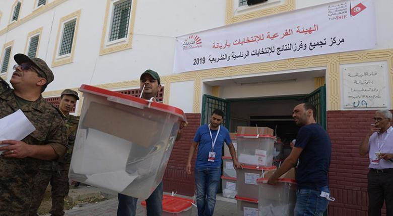 Στις κάλπες οι Τυνήσιοι για τις αμφίρροπες προεδρικές εκλογές - Κεντρική Εικόνα