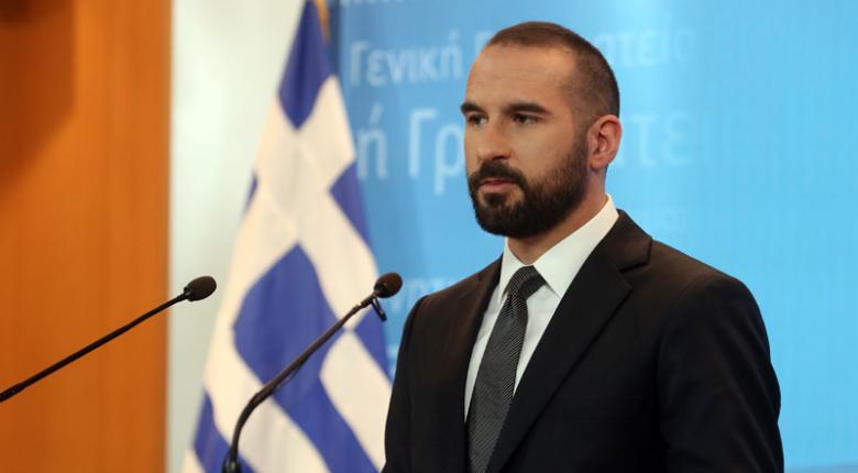 Τζανακόπουλος: Δεν υπάρχει κανένα θέμα με την εκταμίευση της δόσης των 800 εκατ. - Κεντρική Εικόνα