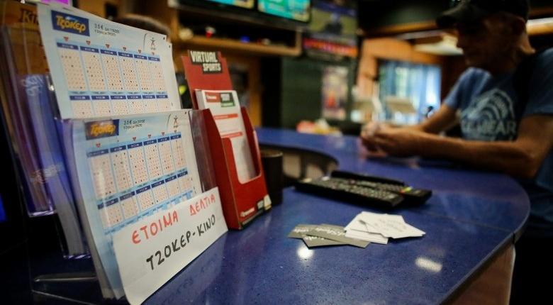 Τζόκερ: Πού παίχτηκε το τυχερό δελτίο των 6 εκατομμυρίων ευρώ - Κεντρική Εικόνα