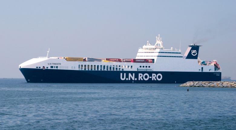 Πιάνει Πάτρα το πρώτο πλοίο από Κωνσταντινούπολη προς Τεργέστη (photos) - Κεντρική Εικόνα