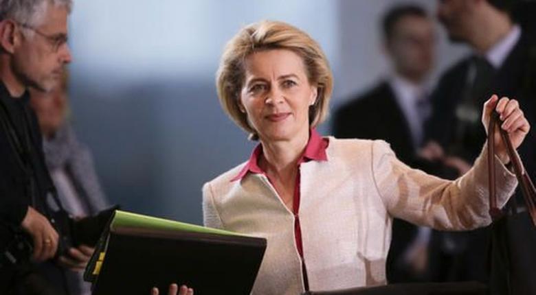Η Ούρσουλα φον ντερ Λάιεν υπόσχεται «τεράστιες επενδύσεις» στον επόμενο προϋπολογισμό της ΕΕ - Κεντρική Εικόνα
