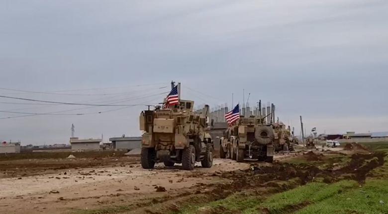 Συρία: Κόλαση πυρών κατά αμερικανικού κονβόι - Έσπευσαν... Ρώσοι για να τους σώσουν! (Videos/Photos) - Κεντρική Εικόνα