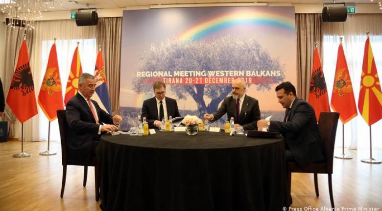 DW: Χάνει η ΕΕ τα Βαλκάνια; - Κεντρική Εικόνα
