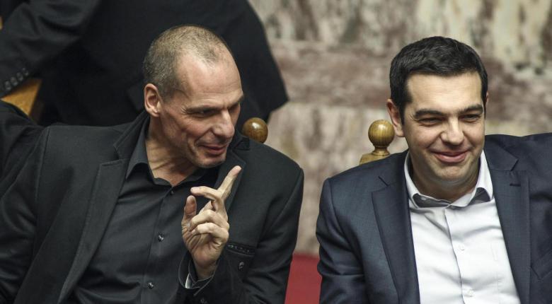 FAZ: «Η ανάγκη των Ελλήνων για θαυματοποιούς καλύφθηκε» - Κεντρική Εικόνα