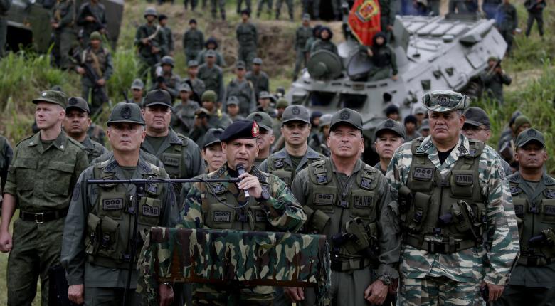 Βενεζουέλα: Ο στρατός θα είναι τελικός ρυθμιστής στην εξέλιξη της κρίσης - Κεντρική Εικόνα