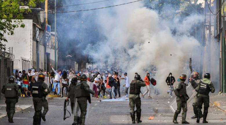 Βενεζουέλα: Νέα κινητοποίηση ετοιμάζει η αντιπολίτευση για να πιέσει τον στρατό - Κεντρική Εικόνα