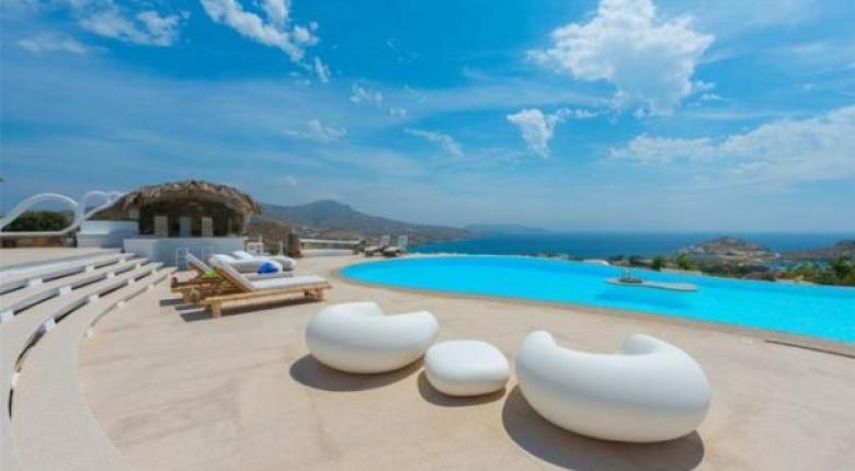 Στη Μύκονο η ακριβότερη βίλα της Ελλάδας - Κοστίζει 23.000.000 ευρώ - Κεντρική Εικόνα