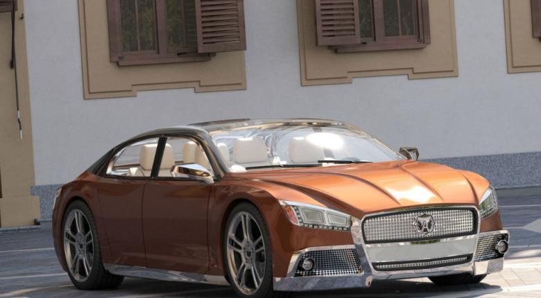 Ολική επαναφορά για τα ένδοξα ρωσικά Volga που θυμίζουν... Bentley (photos)   - Κεντρική Εικόνα