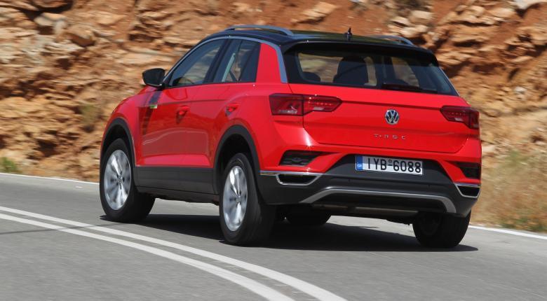 Το νέο T-Roc κυριαρχεί στην κατηγορία των compact SUV - Κεντρική Εικόνα