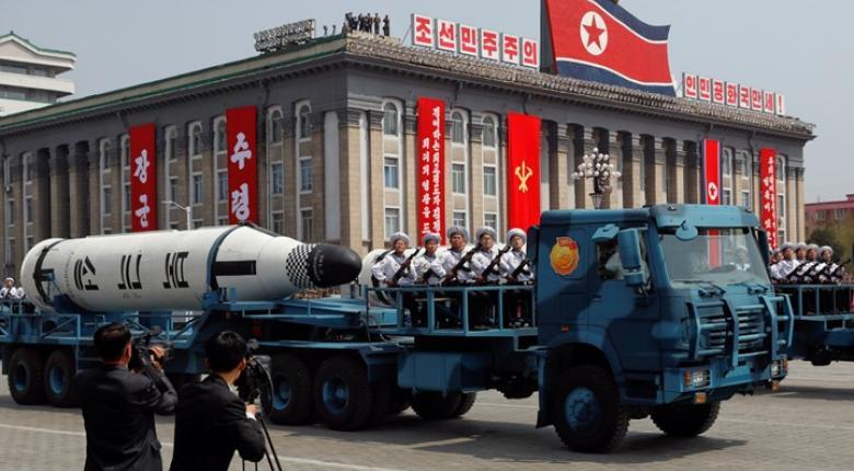 Ο Κιμ Γιονγκ Ουν επέβλεψε χθες τη δοκιμή νέου όπλου - Απορρίπτει τον διάλογο με τη Ν. Κορέα - Κεντρική Εικόνα