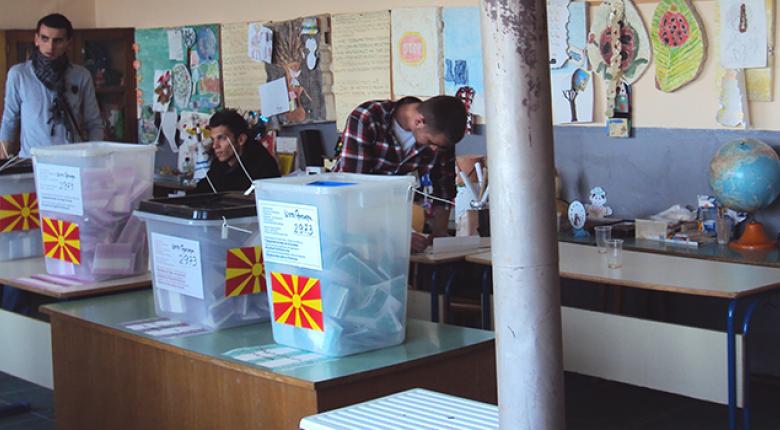 Βόρεια Μακεδονία: Κρίσιμες προεδρικές εκλογές διεξάγονται την Κυριακή - Κεντρική Εικόνα