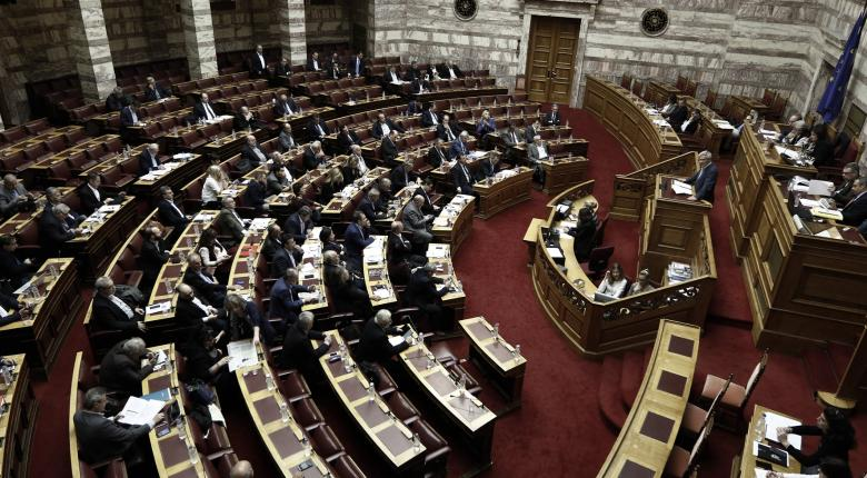 Αντιπαράθεση στη Βουλή για την επίσκεψη Τσίπρα στη Λέσβο - Κεντρική Εικόνα