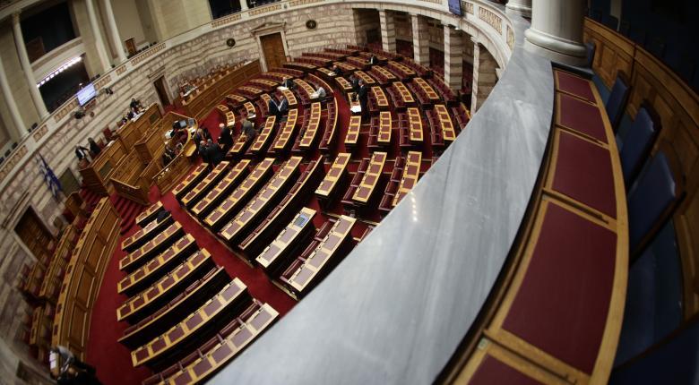 Βουλή: Τροπολογία για τον ΔΕΣΦΑ - Κεντρική Εικόνα