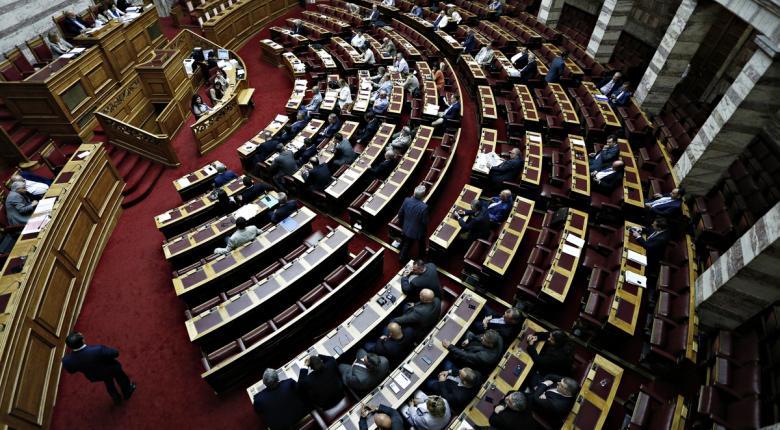 Πρόταση νόμου της ΔΗΣΥ για την ακύρωση των μειώσεων στις συντάξεις - Κεντρική Εικόνα