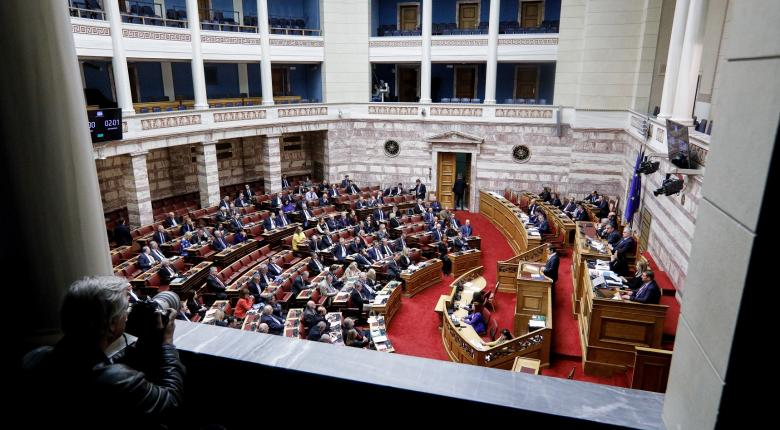 Κατατέθηκε στη Βουλή ο εκλογικός νόμος - Κεντρική Εικόνα