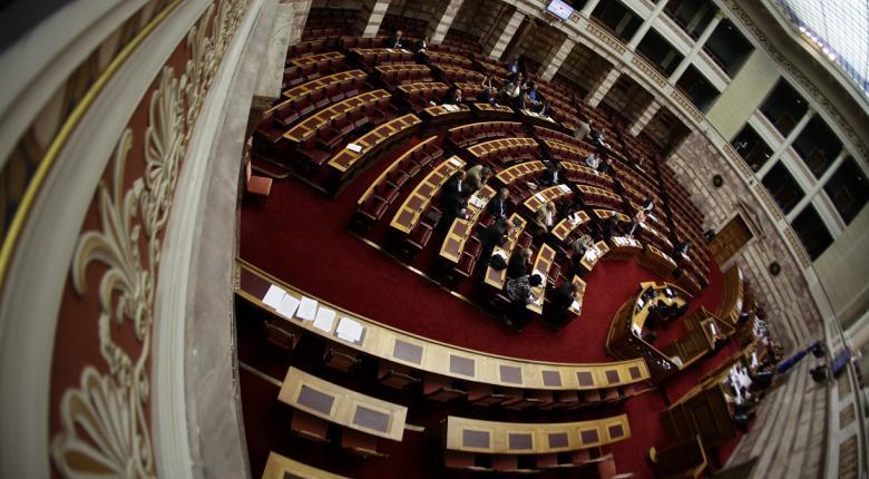 Πολιτική αντιπαράθεση στη Βουλή για τη Συνταγματική Αναθεώρηση (Live) - Κεντρική Εικόνα