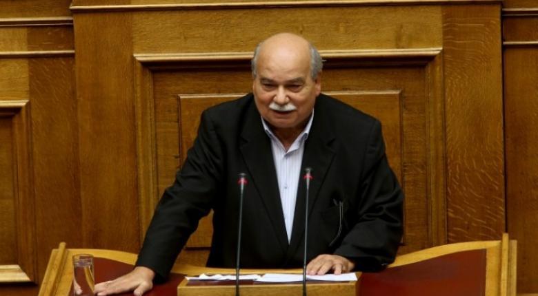 Βούτσης: H σχέση μας με τη δημοκρατική Αρχή ορίζεται επακριβώς από το Σύνταγμα - Κεντρική Εικόνα
