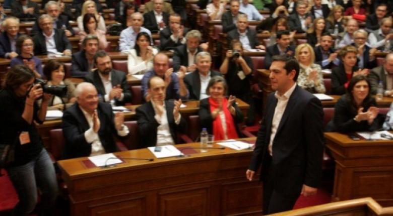 Οι βουλευτές του ΣΥΡΙΖΑ που θα συμμετάσχουν στην Επιτροπή Αναθεώρησης του Συντάγματος - Κεντρική Εικόνα