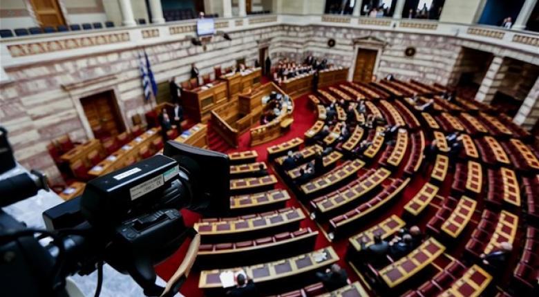 Υπερψηφίστηκε με ευρεία πλειοψηφία (ΝΔ, ΚΙΝΑΛ και ΕΛ.Λ.) το αθλητικό νομοσχέδιο - Κεντρική Εικόνα