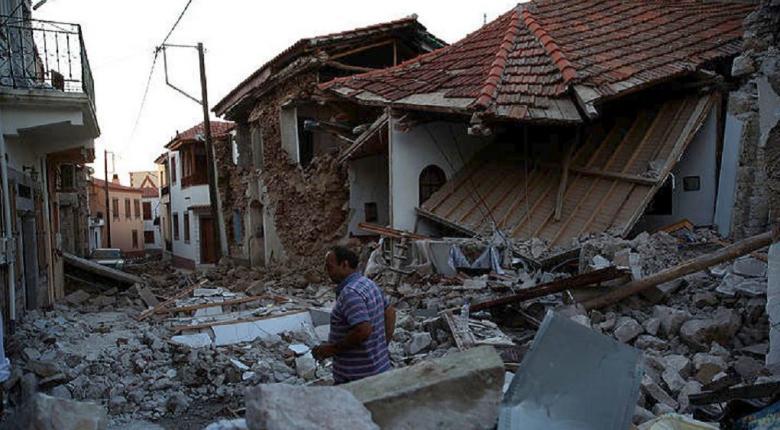 Νέος σεισμός 5,3 Ρίχτερ στην Αλβανία - Κεντρική Εικόνα