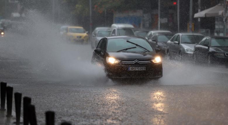 Έκτακτο ΕΜΥ: Ισχυρές βροχές, χαλάζι και αισθητή πτώση θερμοκρασίας από Πέμπτη - Κεντρική Εικόνα