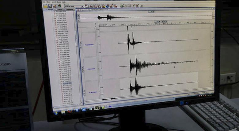 Νέα σεισμική δόνηση στη Δ. Ελλάδα - Ταρακουνήθηκε η Πύλος με 3,5 Ρίχτερ - Κεντρική Εικόνα