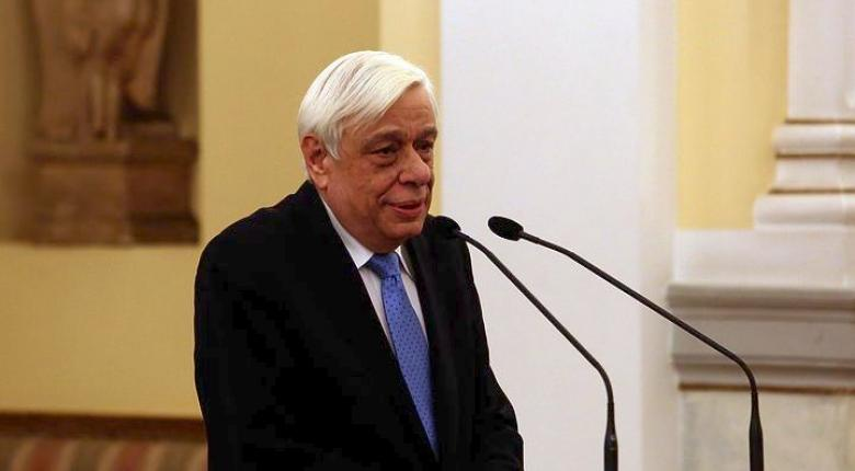 Αυστηρό μήνυμα Παυλόπουλου στα Σκόπια - Κεντρική Εικόνα