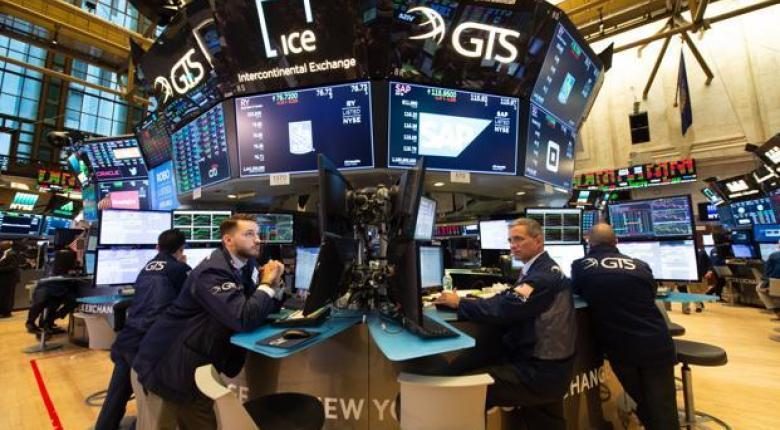 Με πτωτικές τάσεις έκλεισε η Wall Street - Κεντρική Εικόνα