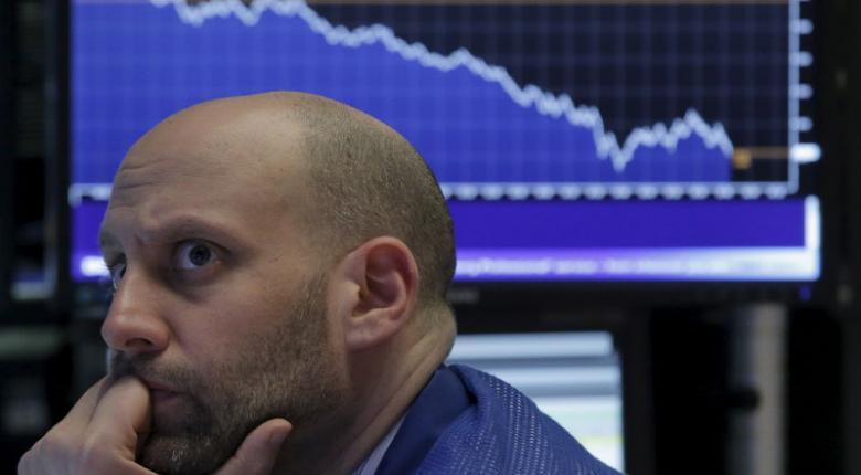 Προς τη χειρότερη εβδομαδιαία επίδοση της πενταετίας οδεύουν οι διεθνείς αγορές - Κεντρική Εικόνα