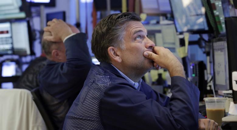Ιταλικό χτύπημα στη Wall Street - «Βουτιά» 450 μονάδων για Dow Jones - Κεντρική Εικόνα