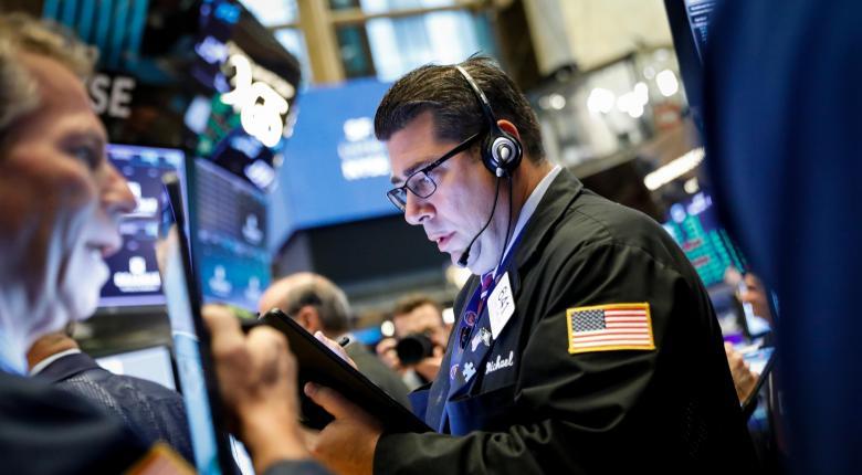 Βαθύ «κόκκινο» στη Wall Street - Κεντρική Εικόνα