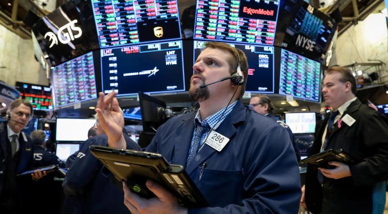 Η ΕΚΤ «τρόμαξε» τη Wall Street - Κεντρική Εικόνα