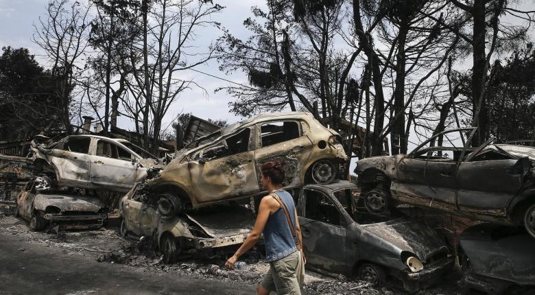 Ποινική δίωξη για πλημμελήματα σε βάρος 20 αρμοδίων για τους νεκρούς στο Μάτι - Κεντρική Εικόνα