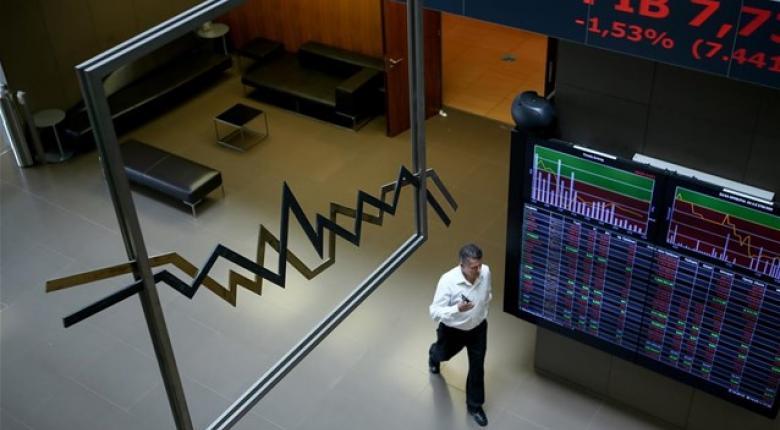 Χ.Α.: Οι πωλητές δείχνουν να ελέγχουν την τάση - Κεντρική Εικόνα