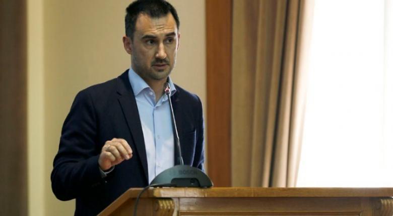 Χαρίτσης: Μικροπολιτική υποκρισία της ΝΔ σε οικονομία, προσφυγικό και Μακεδονικό - Κεντρική Εικόνα