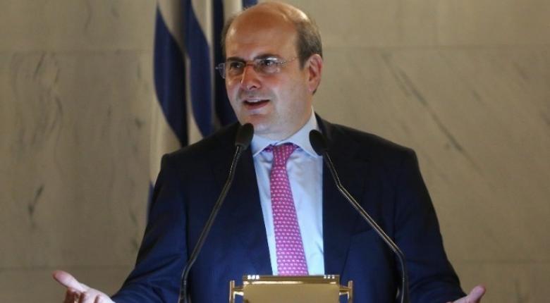 Χατζηδάκης: Στηρίζουμε την ηλεκτρική διασύνδεση της Κύπρου με Κρήτη και Ισραήλ - Κεντρική Εικόνα