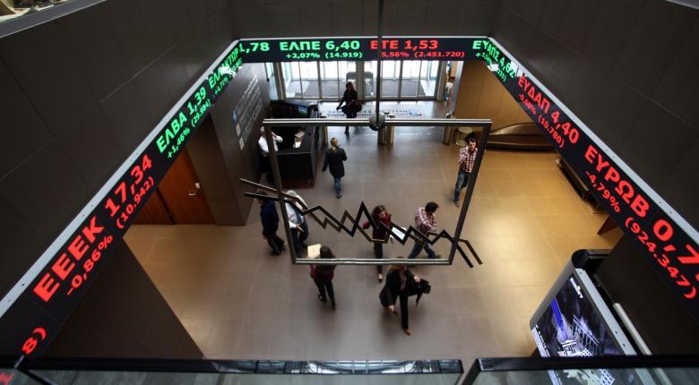 Χρηματιστήριο: Με πτώσηκαι σήμερα παρά το χτεσινό «ξεπούλημα» - Κεντρική Εικόνα