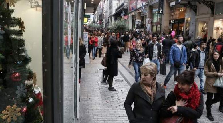 ΕΣΕΕ: Θετικό πρόσημο σε αγοραστική κίνηση και τζίρο την εορταστική περίοδο - Κεντρική Εικόνα