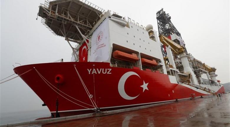 Το «Γιαβούζ» ξεκίνησε γεωτρήσεις διάρκειας τριών εβδομάδων στην Καρπασία - Κεντρική Εικόνα