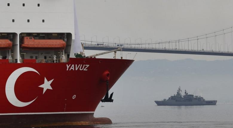 Πέντε νέες γεωτρήσεις από την Τουρκία το 2020 στην αν. Μεσόγειο - Κεντρική Εικόνα