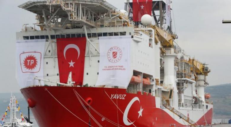 Τουρκία: Από τη Βρετανία το τρίτο γεωτρύπανο - «Νονός» του πλοίου ο Ερντογάν - Κεντρική Εικόνα