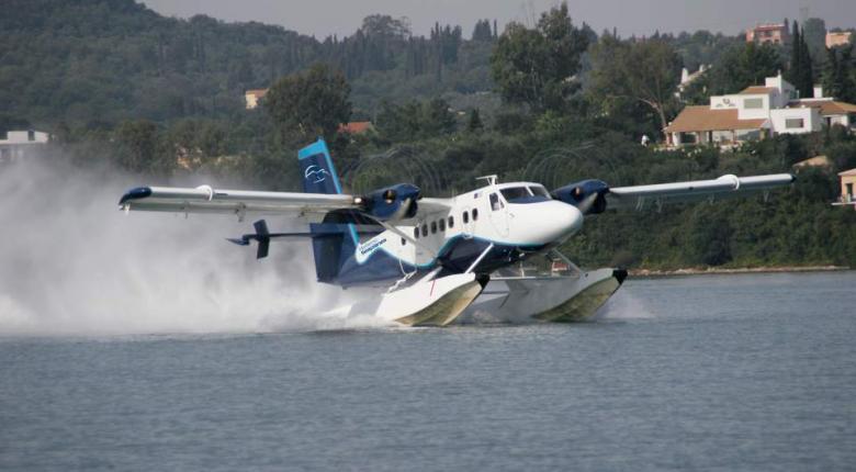 Τα υδατοδρόμια και το αεροδρόμιο στο Καστέλι στις προτεραιότητες του υπ. Μεταφορών - Κεντρική Εικόνα