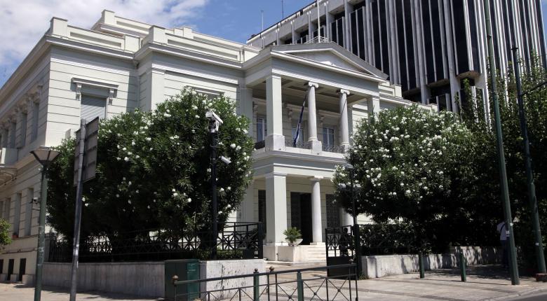 Εγκύκλιος ΥΠΕΞ για την ορθή εφαρμογή της Συμφωνίας των Πρεσπών εντός και εκτός Ελλάδας - Κεντρική Εικόνα
