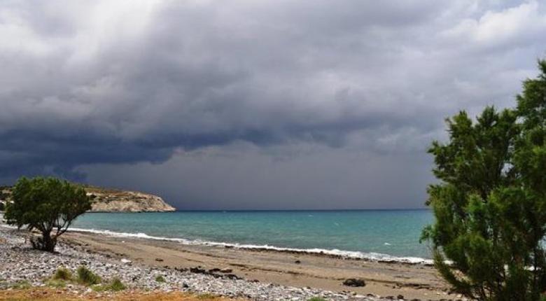 Η καταιγίδα στη Χαλκιδική στις 10 Ιουλίου, είχε διάμετρο 160 χλμ. και ριπές ανέμου έως 132 χλμ. την ώρα - Κεντρική Εικόνα
