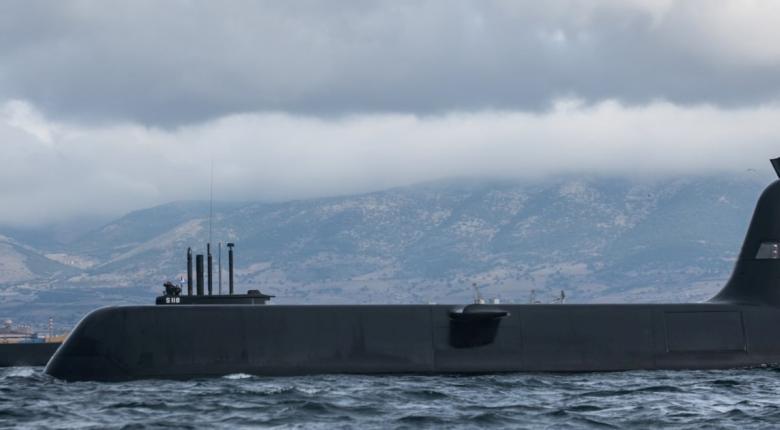 Το ελληνικό υποβρύχιο φάντασμα που ακολούθησε το ερευνητικό «Orus Reis» - Κεντρική Εικόνα