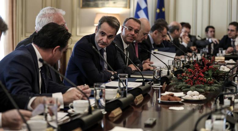 Υπουργικό συμβούλιο με ατζέντα τρία νομοσχέδια για οικονομία, παιδεία και περιβάλλον - Κεντρική Εικόνα