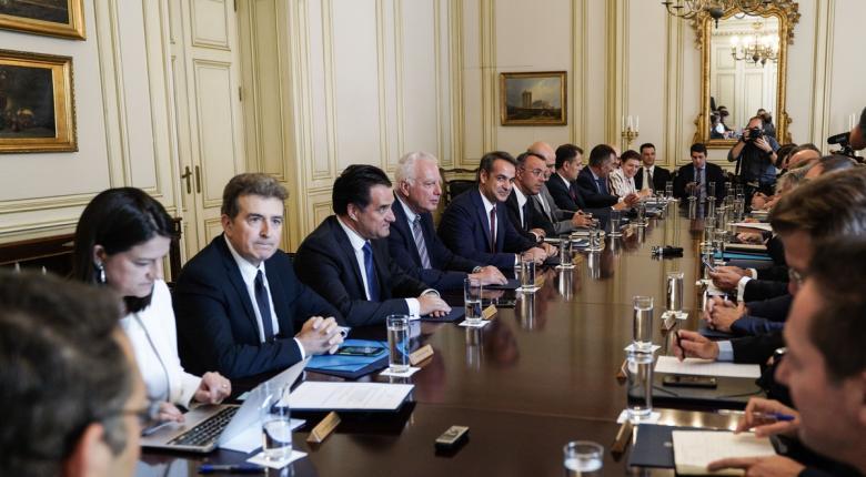 Στις 10.30 τη Δευτέρα η συνεδρίαση του υπουργικού συμβουλίου - Κεντρική Εικόνα