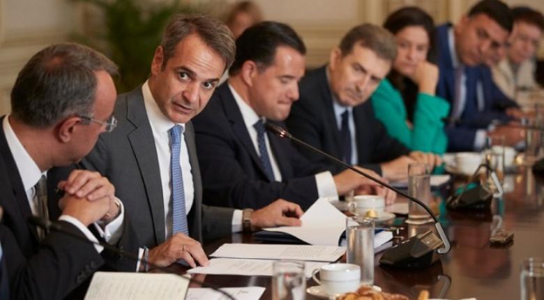 Υπουργικό συμβούλιο με ατζέντα τον προγραμματισμό του νομοθετικού έργου - Κεντρική Εικόνα