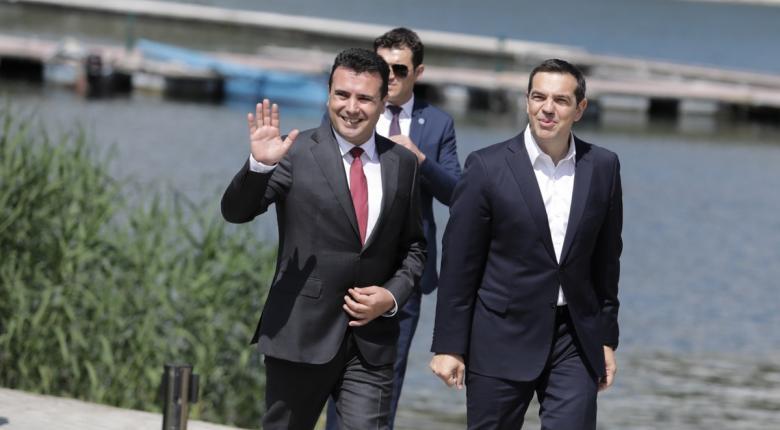 Το πρόγραμμα Τσίπρα στα Σκόπια - Ποιοι επιχειρηματίες θα τον συνοδεύσουν - Κεντρική Εικόνα